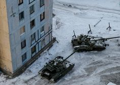 Ukraine's winter war heats up   Reuters.com