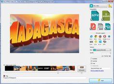 Easy HTML5 Video es un software gratuito para uso personal, compatible con Windows, con el que resulta muy fácil convertir cualquier vídeo al formato HTML5.