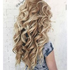 14 Beautiful hairstyles for long hair | LoveHairStyles.com ❤ liked on Polyvore featuring beauty products, haircare and hair styling tools