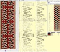28 tarjetas, 3 colores, repite cada 32 movimientos // sed_172༺❁
