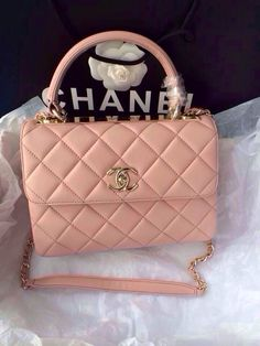 Chanel nude pink 2014 @Handbags&Bags Agents