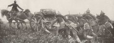 World War I | During World War I, high and low technology were often used in ...