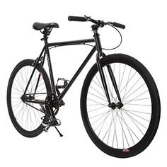 Road Bikes - Ancheer Fixed Gear Bike 26 inch SingleSpeed Commuter Bike Black ** Click on the image for additional details.