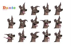 Dante is a character from the Disney/Pixar film Coco. He is a Xoloitzcuintle stray Miguel adopted as his pet and friend. Dante is extremely loyal to Miguel due to the the boy's kindness earlier in the movie and the Riveras as a whole. Dante has a weakness towards food as it led Miguel to embarrassing situations in the film. Although Dante is superficially goofy and simple-minded, it is shown that he is smarter than he looks. Throughout the film, he covertly guided Miguel to Héctor wh...