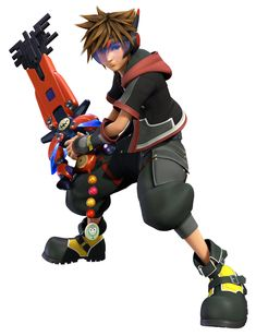 View an image titled 'Big Hero 6 Sora Art' in our Kingdom Hearts III art gallery featuring official character designs, concept art, and promo pictures. Kingdom Hearts Characters, Sora Kingdom Hearts, Kingdom Hearts Cosplay, Big Hero 6, Kairi Cosplay, Game Character, Character Design, Captain America Cosplay, Heart Artwork
