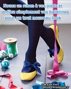 Vous avez tellement de chaussures, vous vous noyez dedans et ne savez plus comment les ranger. Vous vous en rachetez souvent, parce que celles-ci en fin de compte vous font trop mal aux pieds, ou vous vous êtes lassées de celles-là. Vous avez même jeté cette jolie paire, parce que......