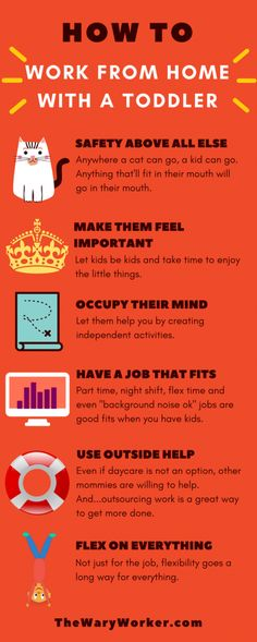 Working From Home With A Toddler: 6 Tips That Actually Work - The Wary Worker Gross Motor Activities, Toddler Activities, Mom Advice, Parenting Advice, Bored At Home, Trail, Work From Home Tips, Do You Work, First Time Moms