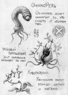 Accoring makes visible what is hidden from ordinary eyes . Klucevsek Klucevsek grows near doors and portals Mythological Creatures, Fantasy Creatures, Mythical Creatures, Arte Horror, Horror Art, Creature Feature, Creature Design, Dylan Dog, Beast Creature