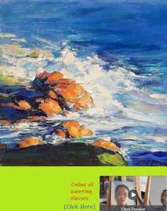 A list of upcoming and ongoing Skillshare classes. Oil Painting On Canvas, Landscape Design, Landscapes, Interior Decorating, Artist, Paisajes, Scenery, Landscape Designs, Artists