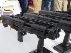 Standard Manufacturing Co DP-12 Double Barrel Bullpup  keep a open mind and keep the designing going.