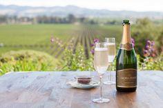Gloria Ferrer Caves & Vineyards in Sonoma, CA