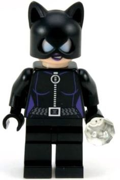 Catwoman Super Heroes Minifigure