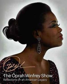 Oprah...my mother and her best friend, my godmother, went to see Oprah when I was a little girl in Kankakee, Illinois. NO ONE knew what was coming back then! She was an addiction of my girlhood, young adulthood and young womanhood. I so miss her every day....