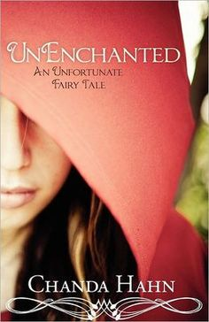UnEnchanted: An Unfortunate Fairy Tale, Mina is descended from the Grimms and she has inherited all of their unfinished fairy tale business.   Sounds alright I'll have to give it a try at some point..