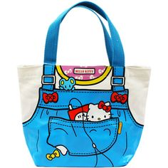 How cute is this Hello Kitty bag?