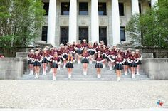 A&M Consolidated High School Bengal Belles