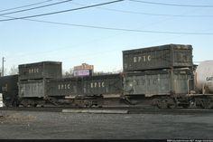 EPIX 91059   Description:   Spine car, Photo Date:  2/19/2012 Location:  Bethlehem, PA   Author:  Dick Leonhardt