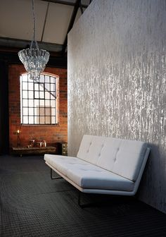 A sensuous and decadent distressed snakeskin effect, highlighted with beads and sparkle adhesive on metallic.