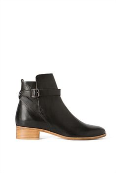 Ankle Strap Boot - Trenery