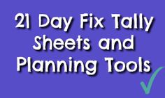 My 21 day fix portion control containers sizes diet guide & meal planning for the week. Click for shopping list & eating plan!