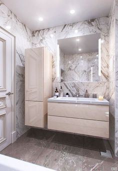 Lady& Houses: 10 Of The Most Elegant Modern Style Bathroom İdeas - Baños . - Lady& Houses: 10 Of The Most Elegant Modern Style Bathroom İdeas – Baños bathroom - Bathroom Layout, Simple Bathroom, Modern Bathroom Design, Bathroom Interior Design, Master Bathroom, Master Baths, Bathroom Kids, Bathroom Cabinets, Modern Design