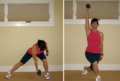 Side Lunge to Curtsy   target inner thighs