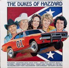 Hitos televisivos de mi infancia y preadolescencia  The Dukes de Hazzard.