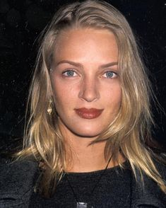 """2,307 отметок «Нравится», 4 комментариев — ˗ˏˋ films and tv shows ˗ˏˋ (@anxviety) в Instagram: «Uma Thurman in 1993 """"The Boston-born actress (who was briefly hitched to Gary Oldman from 1990 to…»"""