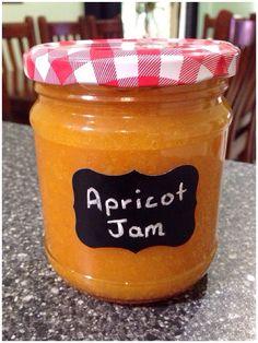 Apricot Jam Bellini Recipe, Breakfast Recipes, Thermomix