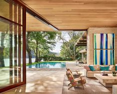 Photo 4 of 14 in Lake Austin Residence by A Parallel Architecture - Dwell