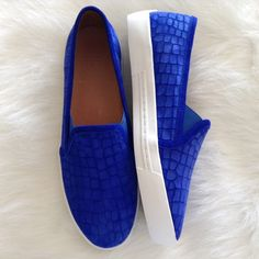 Joie shoes Brand new, never worn. Amazing pop of color. So comfortable to walk in the city. Joie Shoes