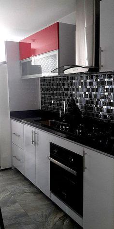 Ver Mesones en Mármol Kitchen Cabinets, Home Decor, Lowes Kitchen Cabinets, Tiny House Kitchens, Decorating Kitchen, Entertainment Centers, Home Decoration, Kitchens, Decoration Home
