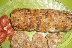 Ruladă-drob din carne: un deliciu ce-i va cuceri pe toți! Meatloaf, Food, Essen, Meals, Yemek, Eten