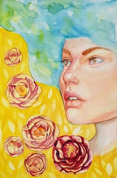 Nie zapomnij słońca Art Craft Store, Craft Stores, Photography And Videography, Womens Clothing Stores, Watercolour Painting, People Like, Art Pictures, Original Art, Arts And Crafts