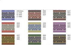 Fair Isle Knitting Patterns, Fair Isle Pattern, Knitting Kits, Knitting Charts, Knitting Designs, Knit Patterns, Hand Knitting, Sport Weight Yarn, Sock Yarn