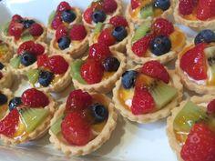 Fruit tarts #dessert