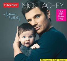 nick lachey baby | Nick Lachey's Album Cover With Baby Camden — 'A Father's ...