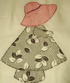 Sunbonnet Sue quilt pattern