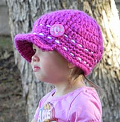 http://www.ravelry.com/patterns/library/super-cute-baby-cap