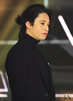 Korean Entertainment Companies, Man Bun, Aesthetic Photo, Pinoy, Boyfriend Material, Boy Groups, Hairstyle, Playlists, Album