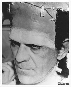 Boris Karloff - Son Of Frankenstein (1939)