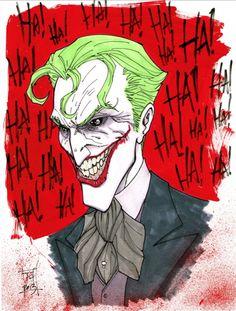 The Joker - Tom Hodges