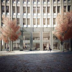 Duggan Morris . Office Building . London (2)