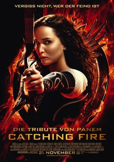 #CatchingFire – #Livestream zur #Deutschlandpremiere in #Berlin #HungerGames