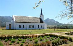 """Vondeling Venue and St Clement chapel are located on the working wine farm Vondeling in the Voor Paardeberg wine region of Paarl. Vondeling is on """"the road . South African Weddings, Wedding Reception Venues, Rustic Barn, My Dream, Wines, Cabin, Country, House Styles, Dreams"""