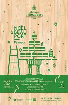 Visuel Noel à Beauport 2016
