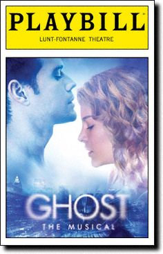 Ghost The Musical, an interesting take on the film! Oda Mae Brown is just as hilarious.