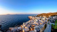 Aegean Sunset by Ugo Cei | Mandraki, Nissyros, Greece