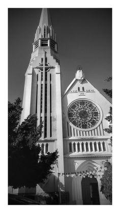 Église à Aïn Temouchent. Algérie.