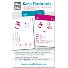 Kana Flashcards Got these